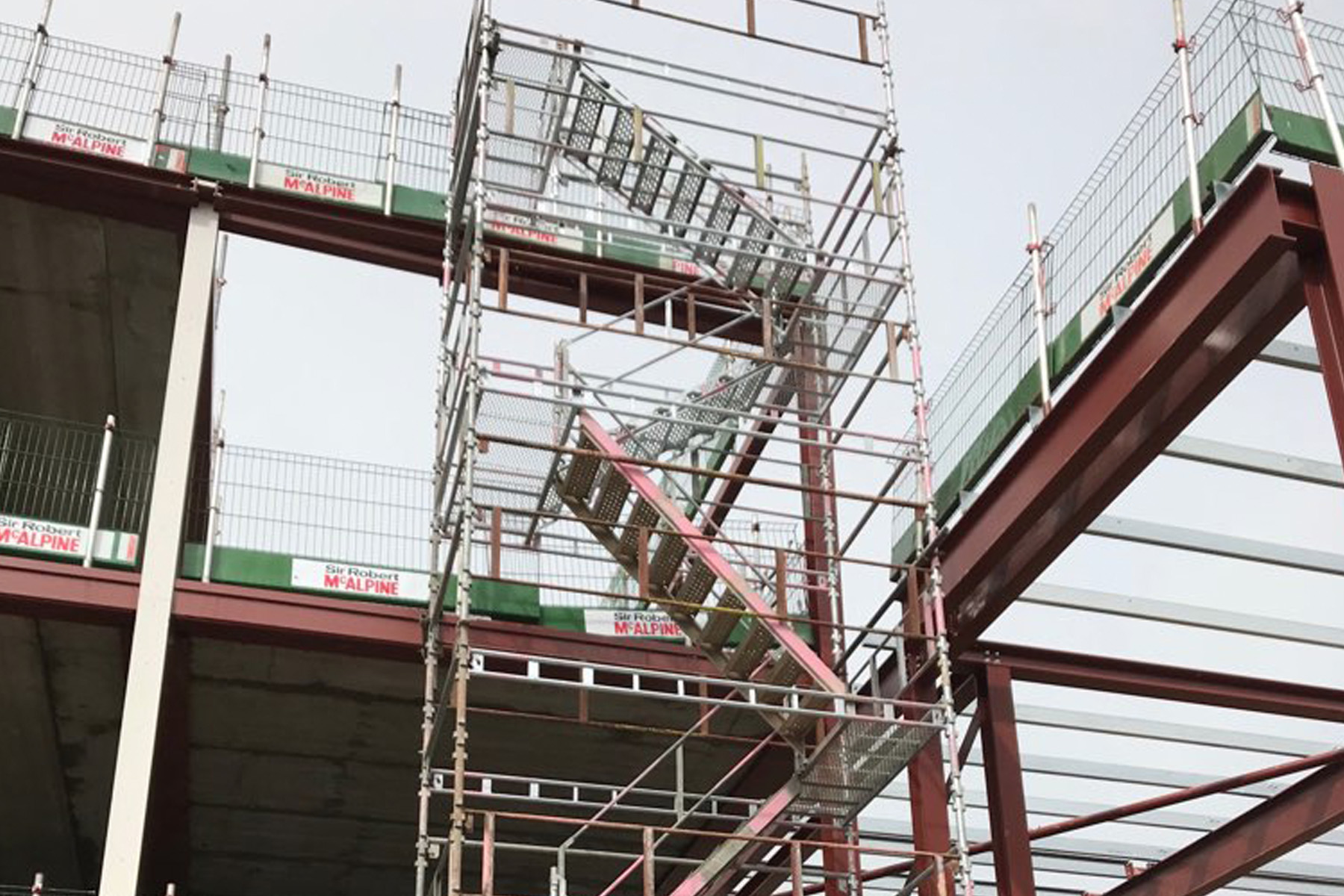Access Staircases Hire And Installation